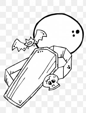 Mummy Coffin Drawing Coloring Pages - Coloring Book Drawing Clip Art Full Moon PNG