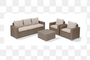 Furniture Placed - Table Garden Furniture Couch Chair PNG