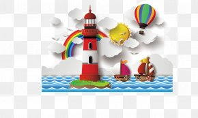 Nautical Cartoons - Sea Illustration PNG