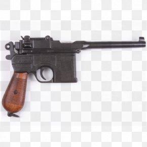 Mauser Pistol - World War II World War I & II Mauser C96 Pistol PNG