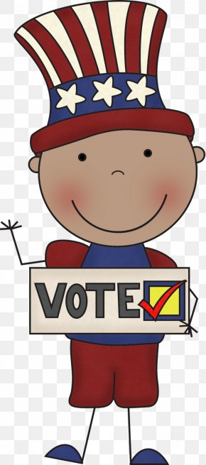 Campaign - Election Day (US) Voting Clip Art PNG