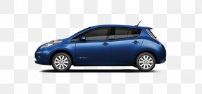 2017 Nissan LEAF - Nissan Leaf Car Nissan Armada Sport Utility Vehicle PNG