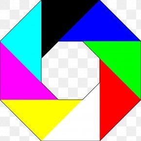 Octagon Shape Cliparts - Octagon Color Shape Clip Art PNG