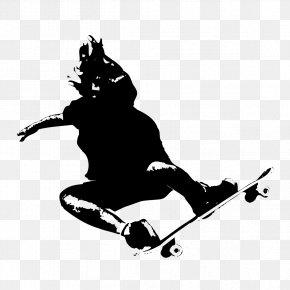 Skateboarding - Evolution Skateboarding Postcard Greeting Card PNG