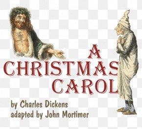 American Christmas Carol - Ghost Of Christmas Present Ebenezer Scrooge Carnivora Human Behavior Photo Caption PNG