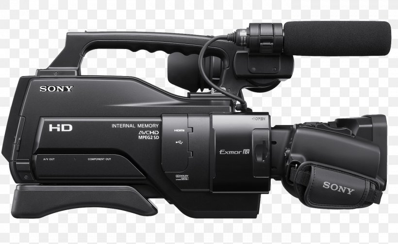 Professional Video Camera AVCHD Sony, PNG, 1394x856px, Video Cameras, Avchd, Camera, Camera Accessory, Camera Lens Download Free