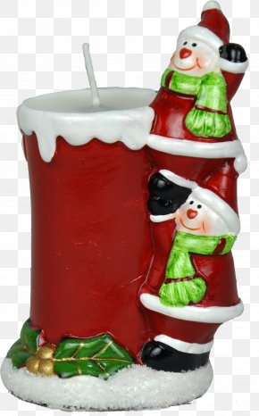 Santa Claus - Santa Claus Christmas Ornament Candle Christmas Tree PNG