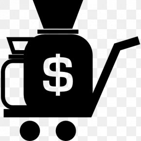 Money Bag - Money Bag United States Dollar Euro PNG