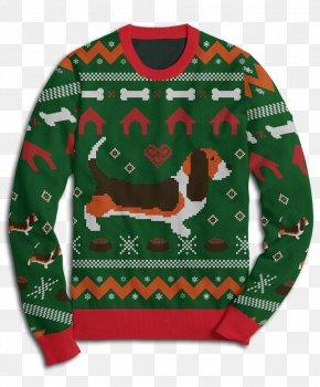 T-shirt - Great Dane Shiba Inu Sweater T-shirt Christmas Jumper PNG