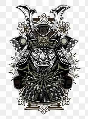 Samurai Vector - London Warrior Character Samurai Graphic Arts PNG
