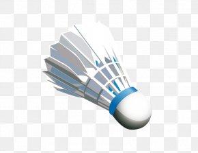 Hand-painted Badminton - Badminton Racket Shuttlecock Sport PNG