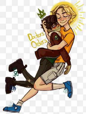 Percy Jackson - Percy Jackson & The Olympians Annabeth Chase The Blood Of Olympus Nico Di Angelo PNG