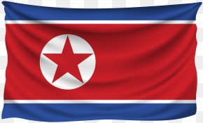 Korea - Flag Of North Korea Flags Of Asia National Flag PNG