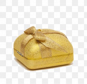 Golden Gift - Paper Box Gift Packaging And Labeling PNG