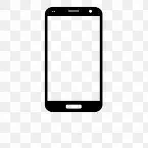 Iphone - Samsung Galaxy IPhone Mockup Smartphone Telephone PNG
