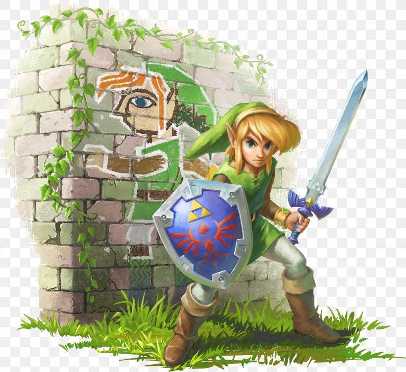 The Legend Of Zelda A Link Between Worlds The Legend Of