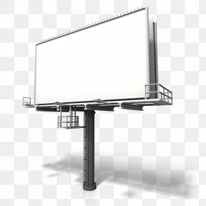 Billboard - Billboard Advertising Clip Art PNG
