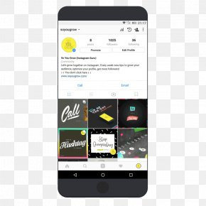 Smartphone - Smartphone Feature Phone Mobile Phones Instagram Video PNG