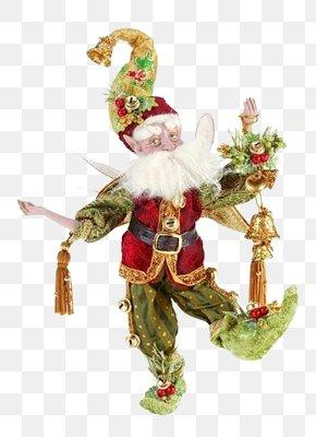 Santa Claus Decoration Material - Santa Claus Christmas Ornament Clip Art PNG