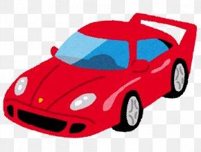 Sports Car - Sports Car Ferrari Toyota Corolla PNG