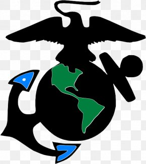Practical Vector - United States Marine Corps Eagle, Globe, And Anchor Marines Clip Art PNG