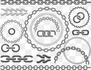 Vector Chain - Chain Stock Photography Royalty-free Illustration PNG