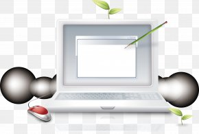Textured White Vector Computer - Computer Mouse Display Device PNG