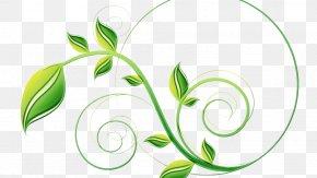 Logo Flower - Green Leaf Plant Grass Clip Art PNG