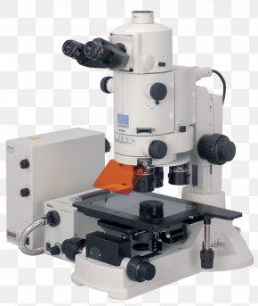 Microscope - Optical Microscope Stereo Microscope Optics Nikon PNG
