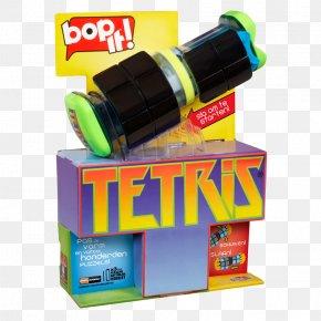 Toy - Bop It Tetris Toy Video Games PNG