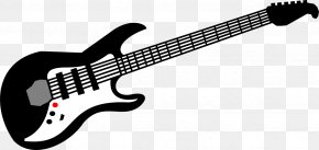 Oee Cliparts - Electric Guitar Free Content Clip Art PNG