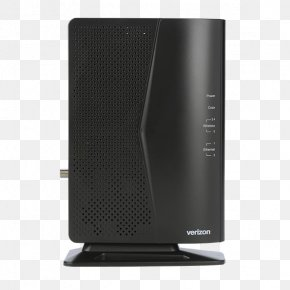 Verizon Router - Output Device Product Design Electronics Multimedia PNG