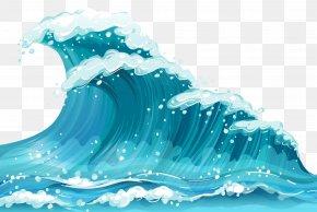 Sea Wave - Big Wave Surfing Big Wave Surfing Illustration PNG