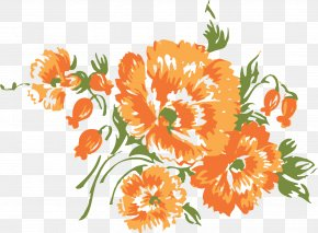 Flower - Flower Bouquet Watercolor Painting Clip Art PNG