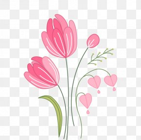 Pink Bouquet - Pink Download PNG