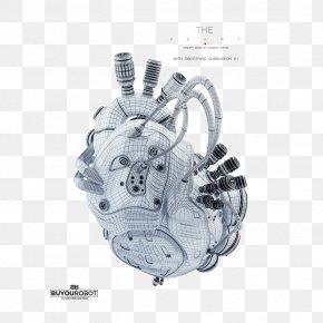 Mesh Texture - Heart Wavefront .obj File 3D Computer Graphics FBX PNG