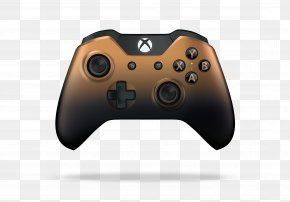 Gamepad - Xbox One Controller Gears Of War 4 Xbox 1 Middle-earth: Shadow Of Mordor PNG