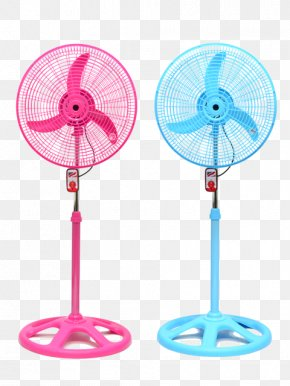 Stand Fan - Fan Product Design PNG