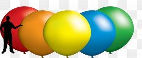 Balloon - Balloon Latex Car Dealership Sales PNG