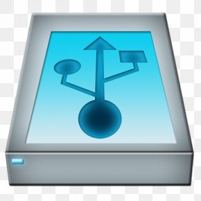 Drive Icon - Removable Media Disk Storage PNG