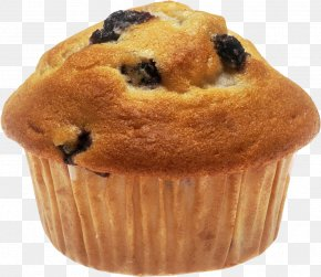 Transparent Muffin Large Picture - English Muffin Scone Raisin Blueberry PNG
