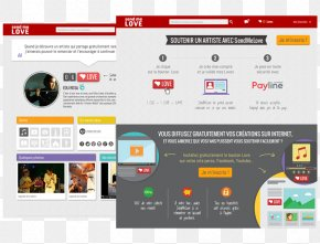 Send Love - Responsive Web Design Page Layout Graphic Artist PNG