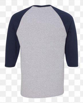 T-shirt - T-shirt Raglan Sleeve Gildan Activewear PNG