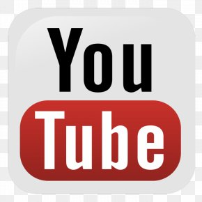 Youtube - YouTube Social Media Logo Television Show PNG