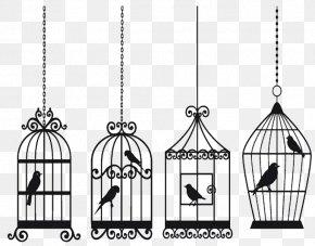 Black Cage PNG
