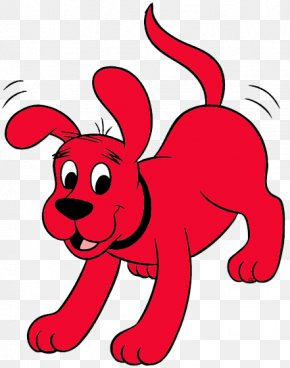Dog Clip Art - Clifford The Big Red Dog Clifford The Big Red Dog Clip Art PNG