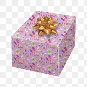 Wrapping Paper Flower - Wrapping Paper Sheet Gift Wrapping PNG