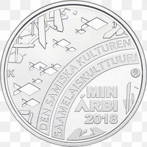 Commemorative Coin - Euro Coins Commemorative Coin 20 Euro Note PNG