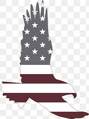 Glove Flag Of The United States - Flag Hand Flag Of The United States Clip Art Glove PNG