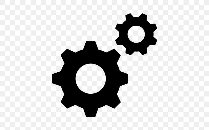 Gear Icon, PNG, 512x512px, Gear, Application Software ...